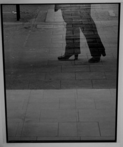 N. from Paris - Walking reflexion